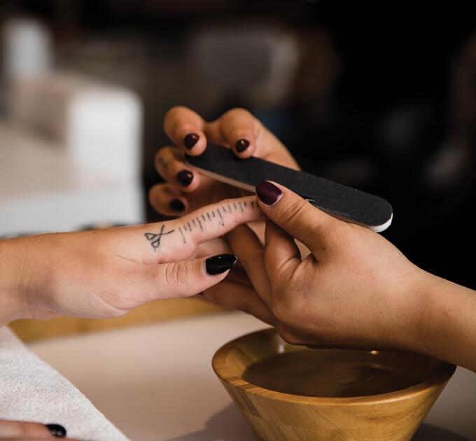 Nails - Orange Pearl Salon & Spa